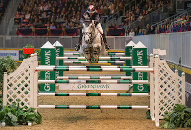 Thumbnail for Jill Henselwood Claims Greenhawk Canadian Show Jumping Championship