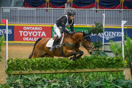 Thumbnail for Waylon Roberts Wins Record Eighth Horseware Indoor Eventing Challenge