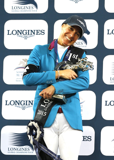Thumbnail for Fit for Victory: Luciana Diniz Crowned 2015 LGCT Champion