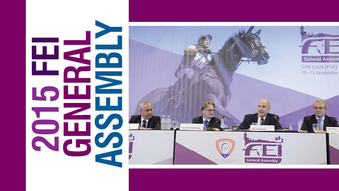 Thumbnail for 2015 FEI General Assembly
