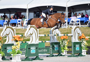 Thumbnail for Isabelle LaPierre Wins the $50,000 HITS Grand Prix