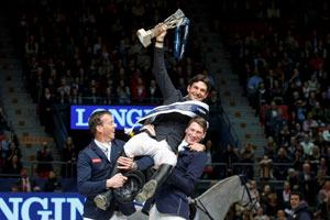 Thumbnail for Steve Guerdat Claims Second World Cup Jumping Title