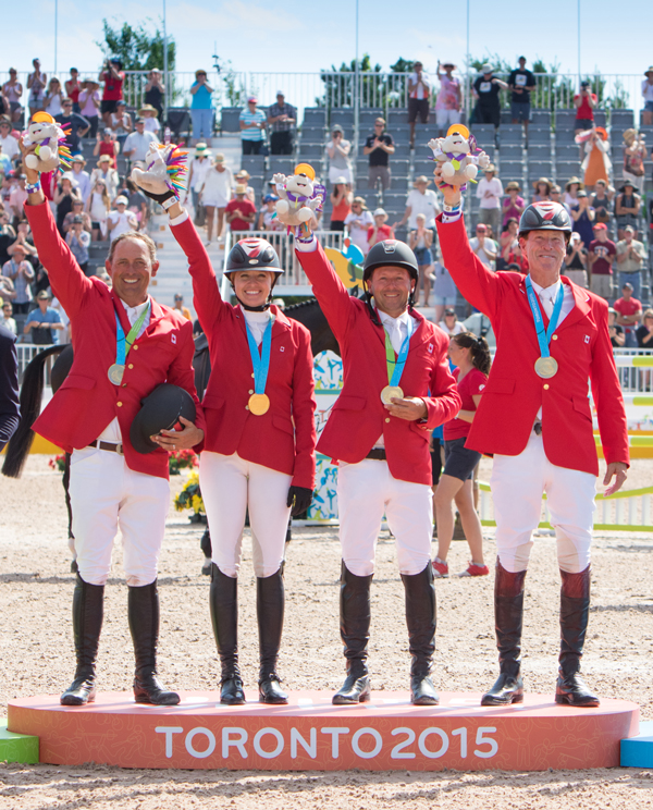 Thumbnail for Canadian Jumping Loses Own The Podium Funding