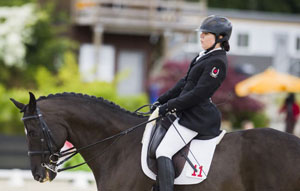 Thumbnail for Canadians Dominate CPEDI 3* in Langley