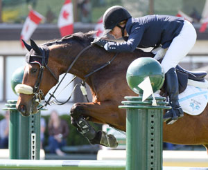 Thumbnail for Lisa Carlsen Second in $175,000 CNOOC Nexen Cup Derby