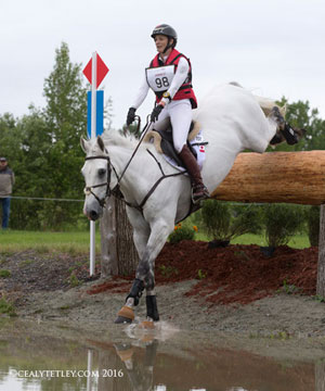 Thumbnail for Canadian Contingent at Bromont CCI 3*