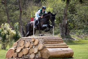 Thumbnail for Aussies in Front After Spectacular Olympic Eventing Cross-Country Challenge