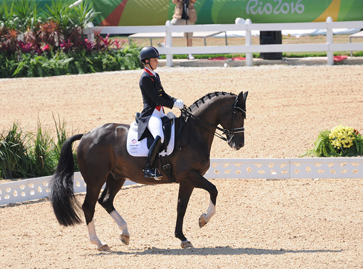 Thumbnail for Individual Dressage Freestyle – Dujardin and Valegro Golden Again