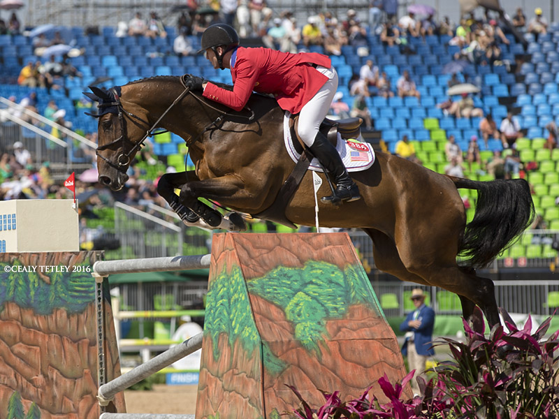 Thumbnail for McLain Ward wins $384,000 Gary Sinise Foundation Grand Prix