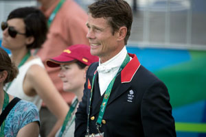 Thumbnail for William Fox-Pitt Leads After Day One of Olympic Eventing
