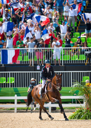 Thumbnail for French Grab Olympic Eventing Team Gold
