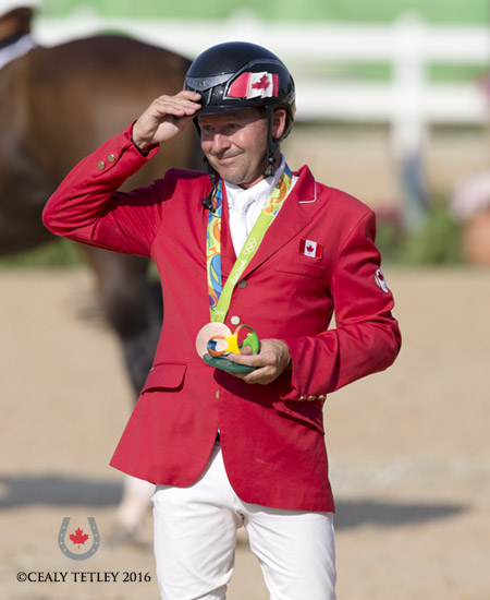 Thumbnail for Eric Lamaze Delivers Bronze for Canada