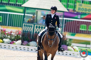 Thumbnail for Dover Wows at Dressage Levy Performance Advantage Symposium
