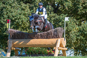 Thumbnail for Michael Jung Holds Cross Country Lead at Pau