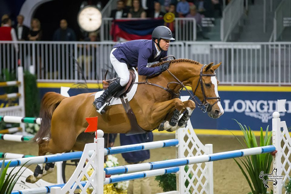 Thumbnail for Kent Farrington Takes the Big Ben Challenge at The Royal