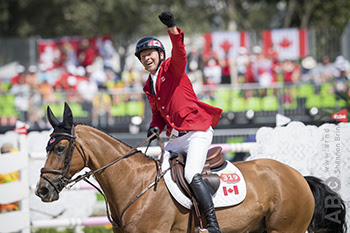 Thumbnail for Canada's Eric Lamaze Reflects on Career Year
