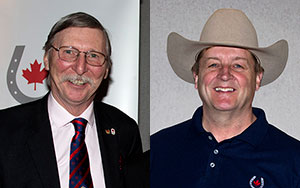 Thumbnail for Patterson and Millar Resign from Equestrian Canada Board