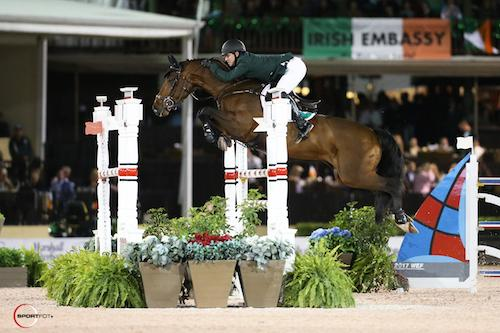 Thumbnail for Canada Fifth in $150,000 FEI Nations' Cup; Ireland Wins