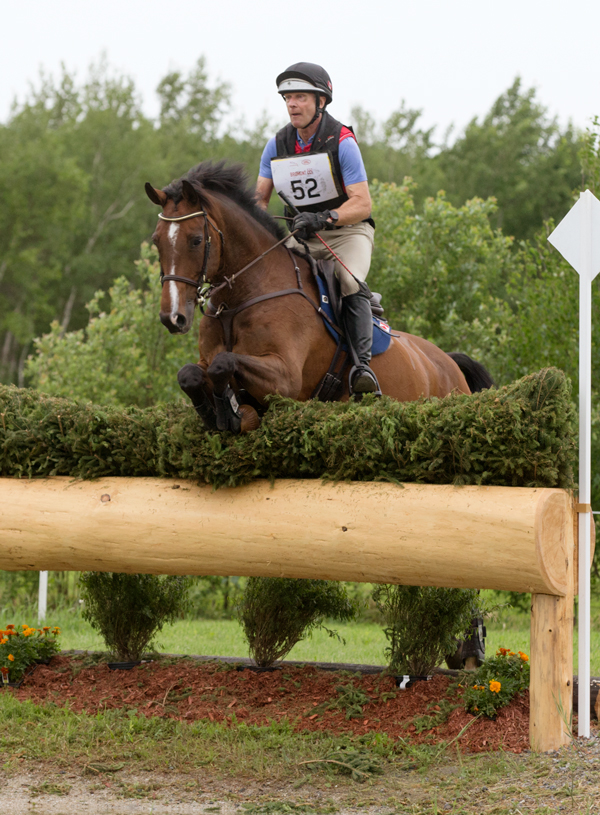 Thumbnail for Eventer Peter Barry Recovering in Hospital