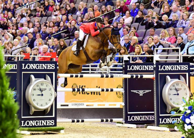 Thumbnail for Ward Takes 2nd Win; White top Canadian at World Cup Final