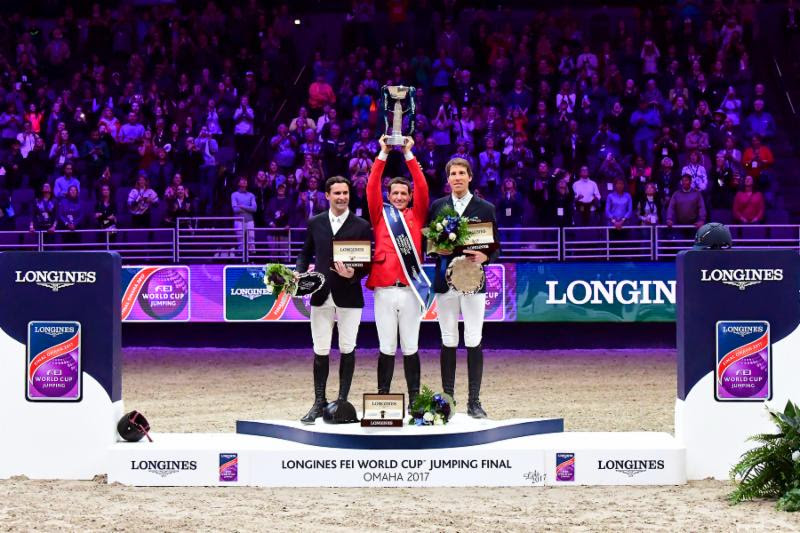 Thumbnail for Ward Clinches Longines FEI World Cup Final