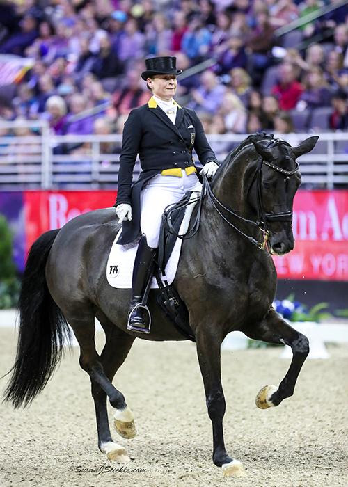 Thumbnail for Isabell Werth Wins FEI World Cup™ Dressage Final
