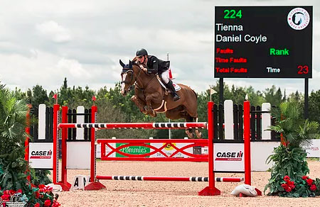 Thumbnail for Ireland's Daniel Coyle 'Kroozes' to lead in Caledon Cup standings