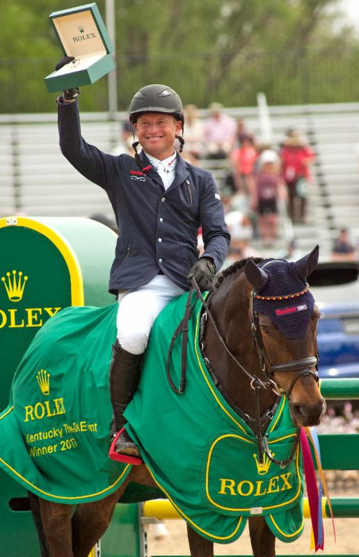 Thumbnail for Jung Scores A Three-Peat; O'Hanlon Top Canadian at Rolex Kentucky