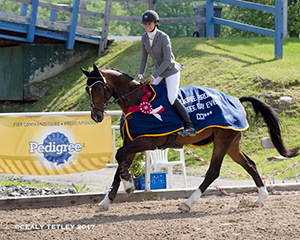 Thumbnail for Jordan Linstedt Wins the Pedigree Bromont CCI3* Three Day Event