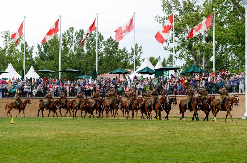 Thumbnail for Canada Day at Spruce Meadows