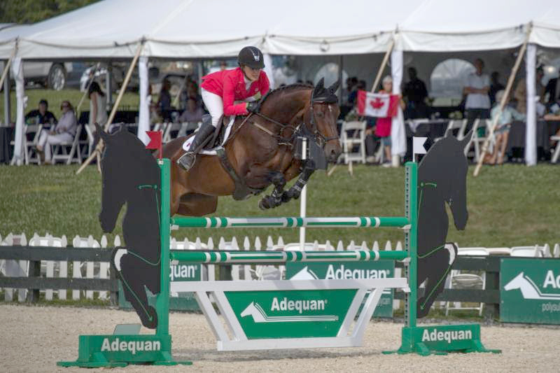 Thumbnail for US Team Takes Overnight Lead; Phoenix Remains at Top at Great Meadow International