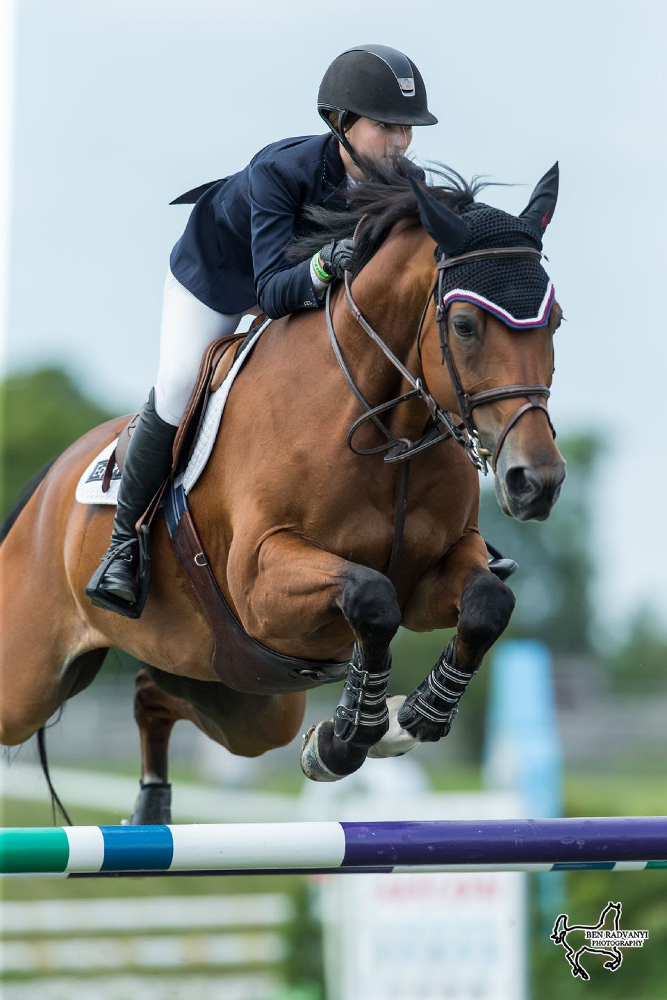 Thumbnail for Ian Millar 2nd, Lucy Deslauriers Wins $100,000 Grand Prix at Ottawa International