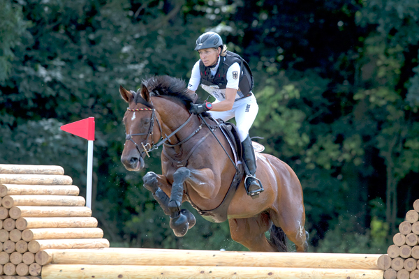 Thumbnail for Great Britain bounces back at Eventing Championships