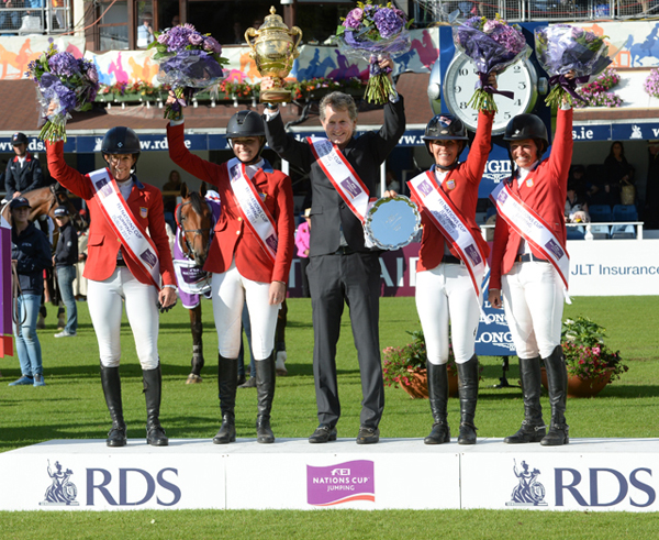 Thumbnail for Team USA sweeps to FEI Nations Cup victory in Dublin