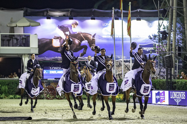 Thumbnail for UAE has surprise victory in Longines Challenge Cup