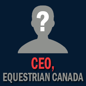 Thumbnail for Eva Havaris Resigns as Chief Executive Officer of Equestrian Canada
