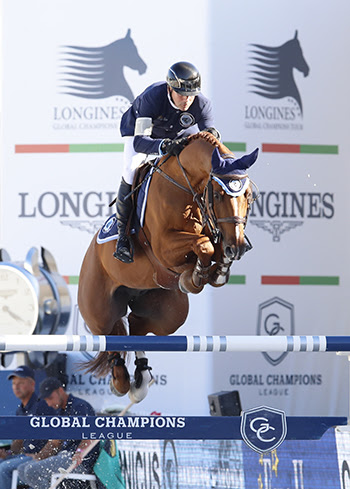 Thumbnail for Italian Victory for Eric Lamaze and Chacco Kid in Rome