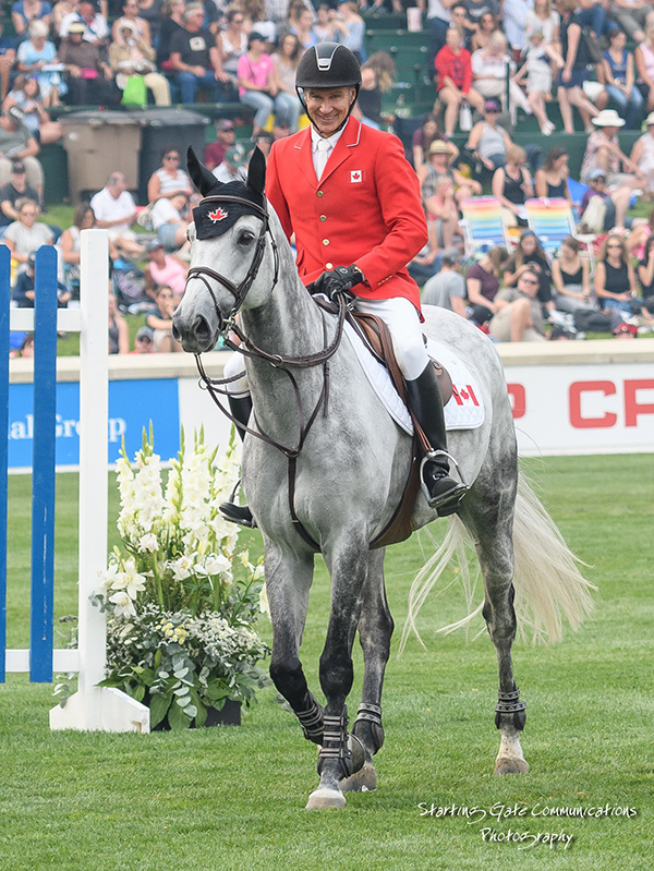 Thumbnail for Canada Fourth in $400,000 BMO Nations' Cup