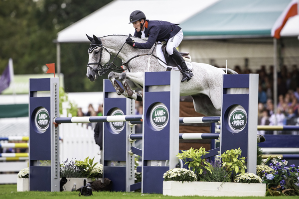 Thumbnail for Oliver Townend takes second Burghley title