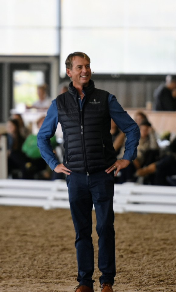 Thumbnail for Carl Hester Wows The Crowd In Caledon