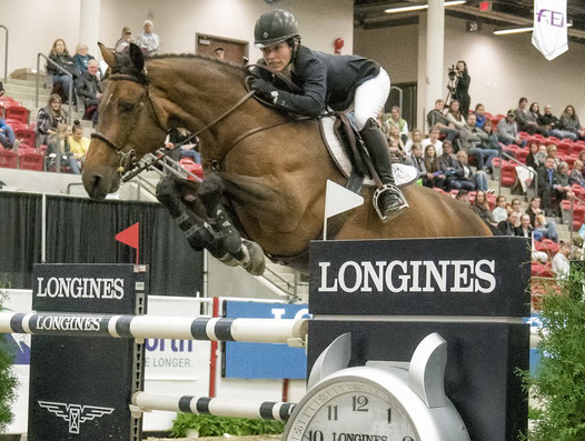 Thumbnail for Lapierre Wins Second Longines Event of 2017 in Calgary