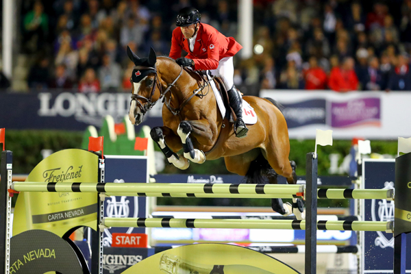 Thumbnail for Canadian Show Jumping Team Eighth in Nations' Cup Final
