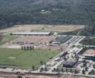 Next year's World Equestrian Games site at Tryon International Equestrian Center in Mill Spring, North Carolina, is a hive of activity