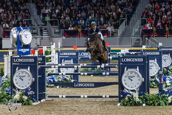 Thumbnail for Farrington Reigns at Longines FEI World Cup™ Jumping Toronto