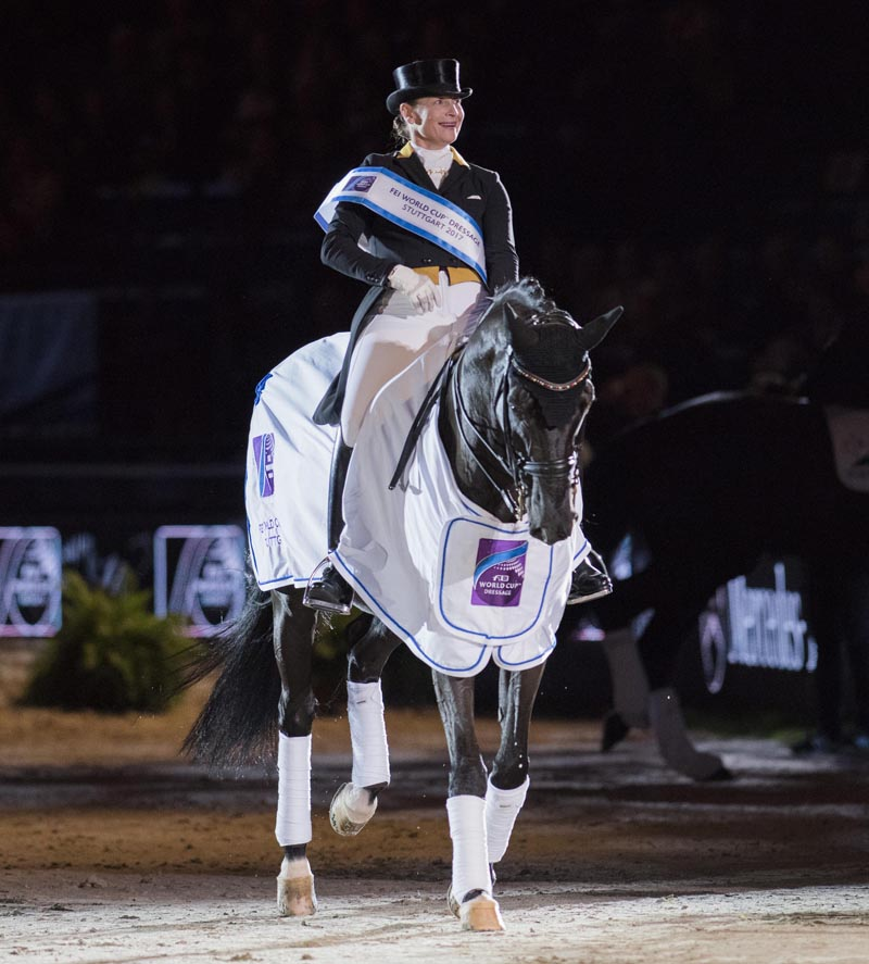 Thumbnail for Werth and Weihegold Win FEI World Cup Dressage at Stuttgart