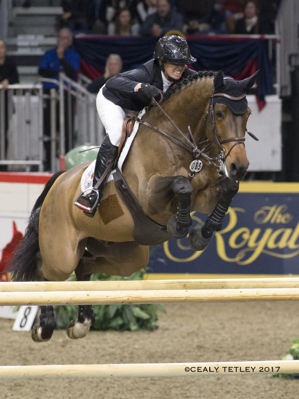Thumbnail for Amy Millar Wins Canadian Show Jumping Championship
