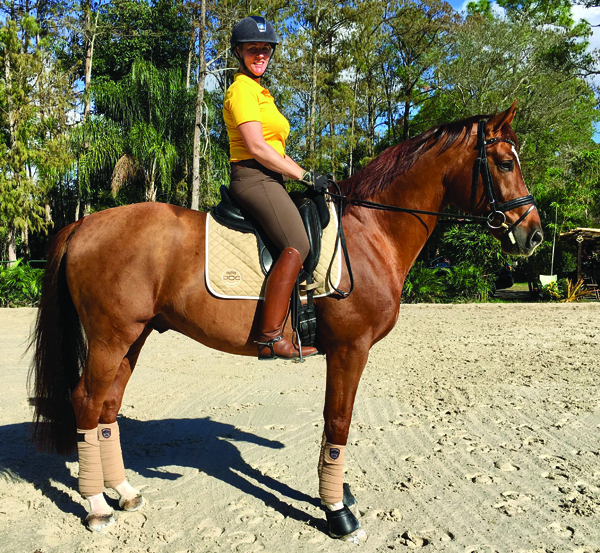 Thumbnail for Canadian dressage rider Karen Pavicic to Ride For Croatia