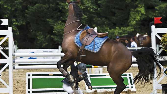 Thumbnail for Equestrian Canada's New Concussion Protocols for Horse Shows