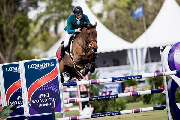 Thumbnail for Coyle Cruises to First Longines Victory in Wellington