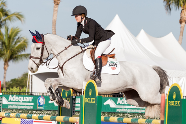 Thumbnail for Canada Takes Sixth in $25,000 Hermès Under 25 Team Event